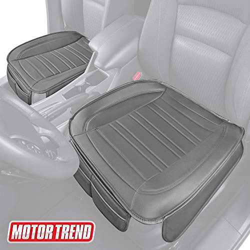 car seat cover leather grey - 7