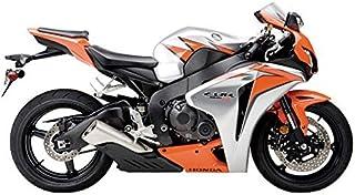 Imachine New Ray Toys Street Bike 1:6 Scale Motorcycle - Honda Cbr1000rr - Orange 49293