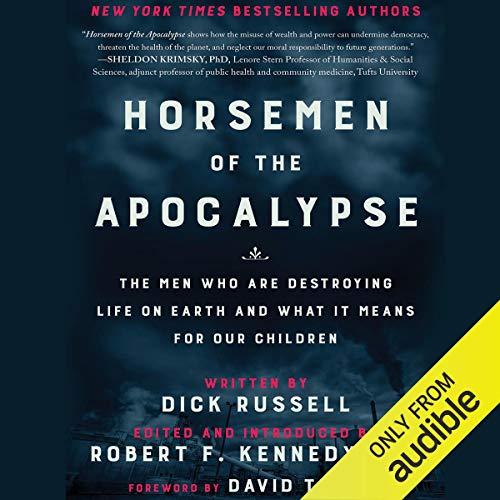 Couverture de Horsemen of the Apocalypse