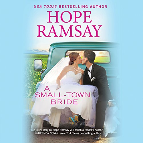 Couverture de A Small-Town Bride