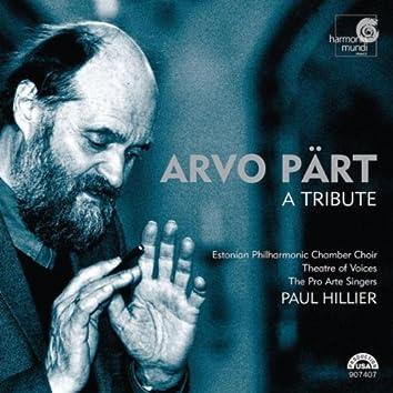 Arvo Pärt: A Tribute