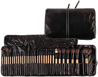 32Pcs Print Logo Makeup Brushes Professional Cosmetic Make Up Brush