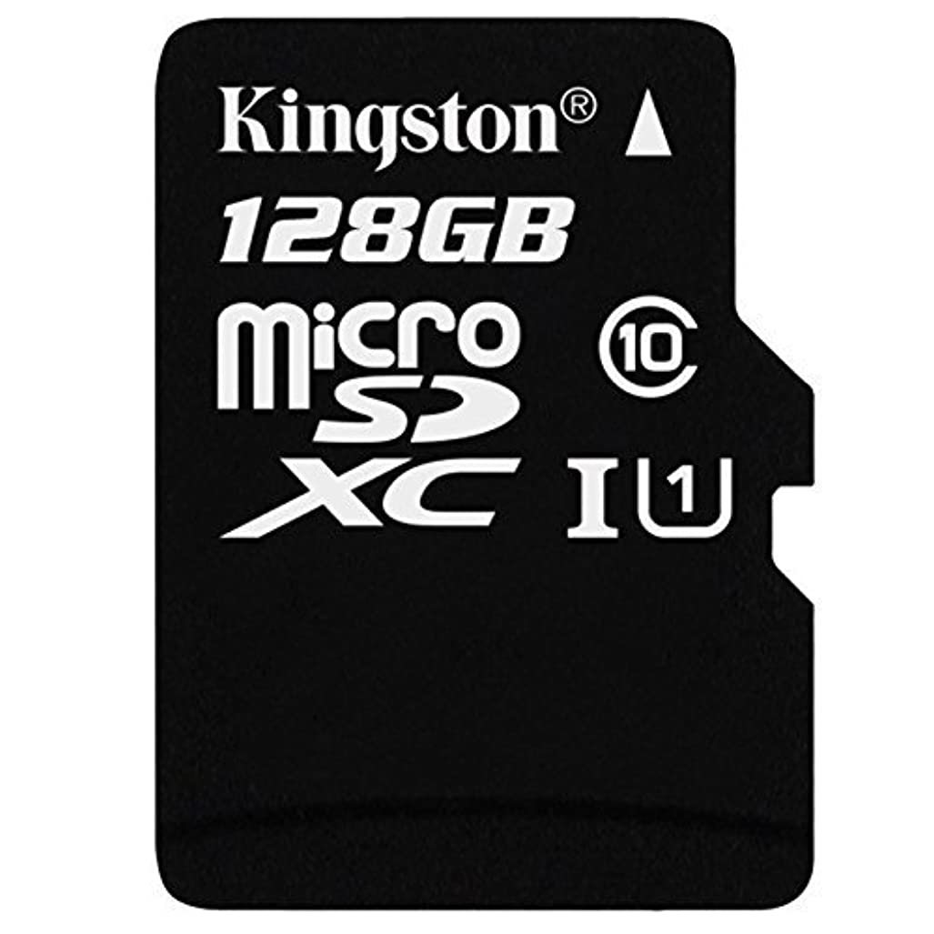 裂け目活性化するの量Professional Kingston 128GB Huawei P Smart Plus (2019) MicroSDXC Card with Custom formatting and Standard SD Adapter! (Class 10, UHS-I) [並行輸入品]