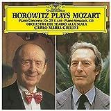 Horowitz Plays Mozart [Vinilo]