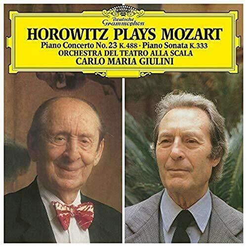 Horowitz Plays Mozart (Vinyl) [Vinyl LP]