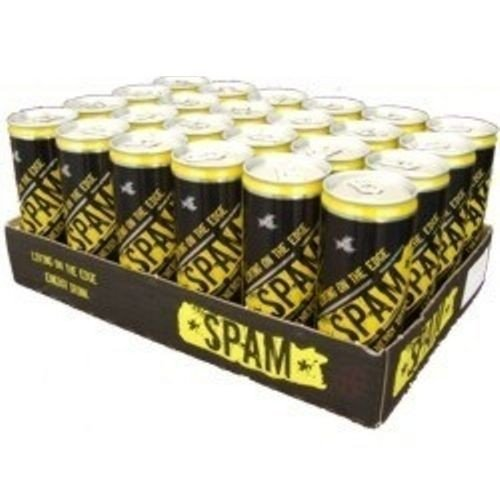 Spam Energy Drink 24 x 0,25l Dose