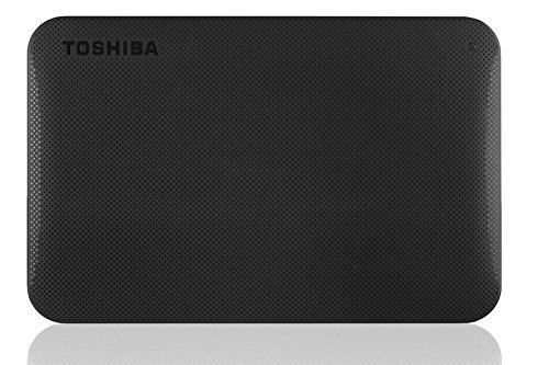 Toshiba Canvio Ready 1TB Externe Festplatte (6,4 cm (2,5 Zoll) USB 3.0) schwarz