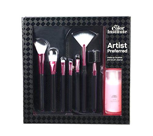TCI - THE COLOR INSTITUTE Set de Pinceaux de Maquillage Artist Preferred
