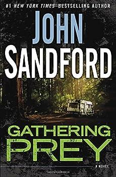 Hardcover Gathering Prey (A Prey Novel) Book