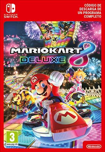 Mario Kart 8 Deluxe | Nintendo Switch - Código de descarga