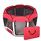 BestPet New Large Pet Dog Cat Tent Playpen Exercise Play Pen Soft Crate T08