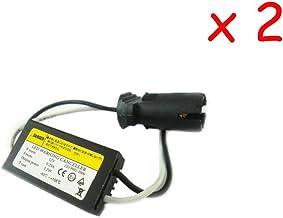 Filtro Portalampada Resistenza Per Lampada Led H7 No Errore Warning Canceller 50W 6 Ohm
