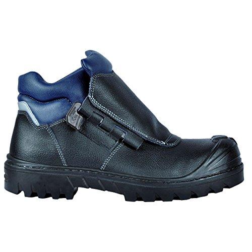 Cofra 26641–000.w44Solder bis UK S3HRO SRC calzature di sicurezza Taglia 44Nero