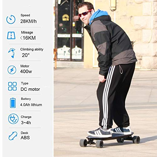 E-Skateboard COLORWAY HB10 Bild 3*