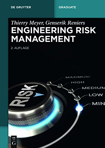 Engineering Risk Management (De Gruyter Textbook) (English Edition)