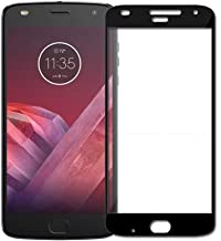 for Motorola Moto Z2 Play Glass Screen Protector - [2 Pack] for Motorola Moto Z2 Play Anti Scratch Tempered Glass Screen Protector Front Film