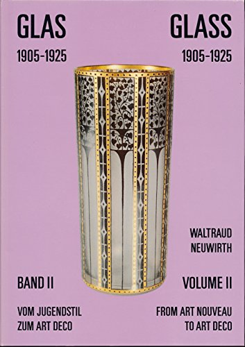 Glass, 1905-1925: From Art Nouveau to Art Deco : Bronzite Decoration/Glas 1905-1925 : Vom Jugendstil...
