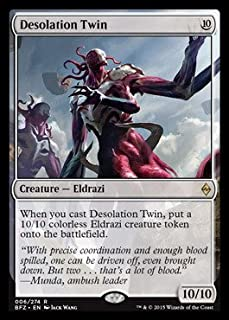 Magic The Gathering - Desolation Twin (006/274) - Battle for Zendikar