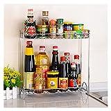 LYBT Organizzatore portaspezie per organizzatore da Cucina...