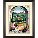DIMENSIONS Needlepoint Kit, Tuscan View, 12' x 16'