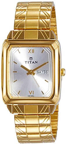 Titan Karishma Analog Multi-Colour Dial Men's Watch NM1581YM04/NN1581YM04