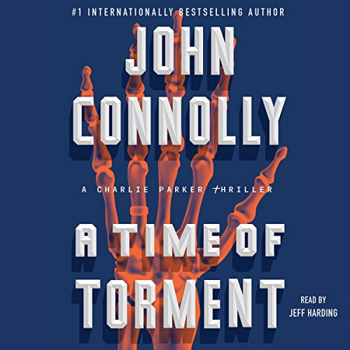 A Time of Torment audiobook cover art