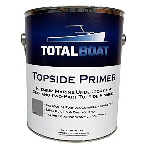 TotalBoat-365386 Topside Primer (Gray, Quart)
