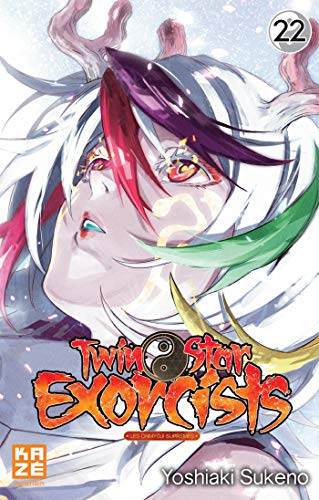 Twin star exorcists Edition simple Tome 22