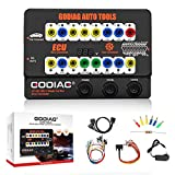 GODIAG GT100 car Diagnostic Tool ECU Connector, Used for OBDII Protocol Communication Detection and ECU Maintenance/Diagnosis/Programming/Coding. Signal Detection and Battery Conversion