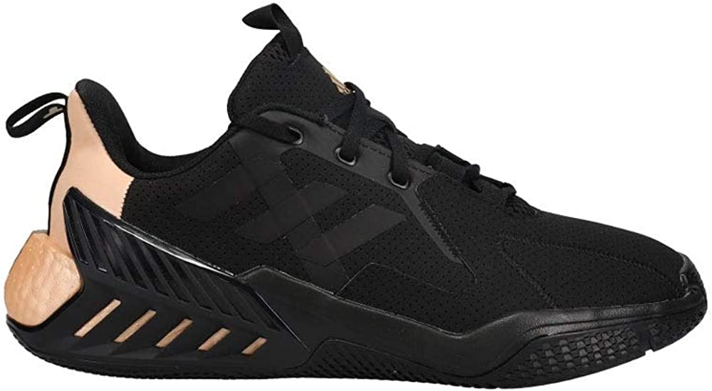 adidas Kids Boys 4Uture One Running Sneakers Shoes - Black