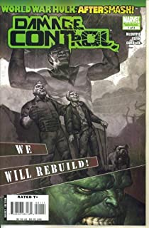 World War Hulk Aftersmash - Damage Control #1 : Whatever Happened To All the Fun in the World? (Marvel Comics)