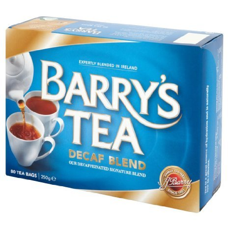 "Barrys Decaf Tea 80 Bags (Pack of 3). by Barry's Tea ""The taste of Ireland"