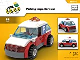 Inspector's Parking Car (Instruction only): MOC LEGO (English Edition)