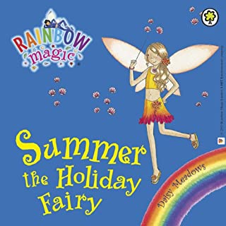 Rainbow Magic: Summer the Holiday Fairy cover art