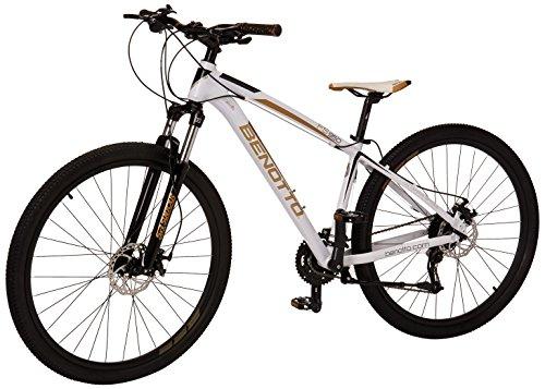 bicicleta benotto rodada 26 frenos de disco fabricante Benotto