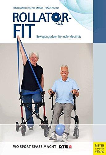 Rollator-Fit: Bewegungsideen für mehr Mobilität