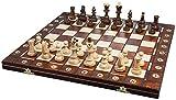 Albatros Holz-Schachspiel DA Vinci 42 x 42 cm -