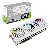 ASUS NVIDIA GeForce RTX 3070 搭載 トリプルファンモデル 8G ROG-STRIX-RTX3070-O8G-WHITE