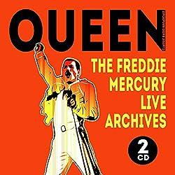 The Freddie Mercury Live Archives