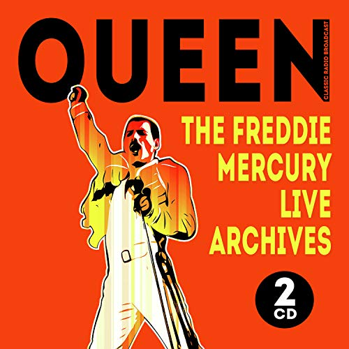 The Freddie Mercury Live Archives (2 CD)