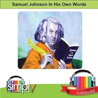 Dr. Samuel Johnson audiobook cover art