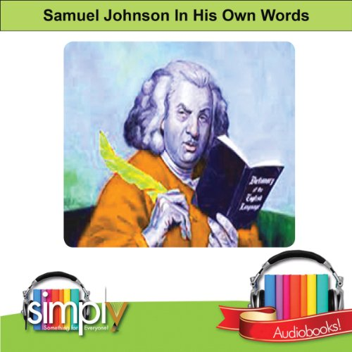 Dr. Samuel Johnson audiobook cover art