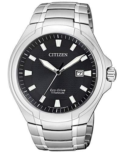 CITIZEN Eco-Drive Herren Armbanduhr BM7430-89E