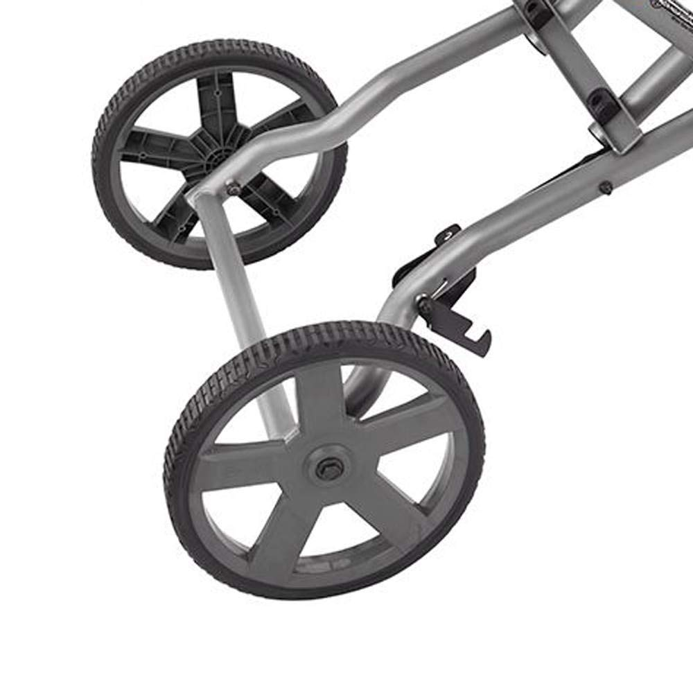 Ridgid AC9946 Mobile Miter Saw Stand with Mounting Braces