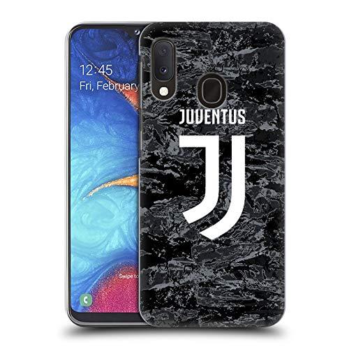 Head Case Designs Offizielle Juventus Football Club Home Goalkeeper 2019/20 Race Kit Harte Rueckseiten Huelle kompatibel mit Samsung Galaxy A20e (2019)