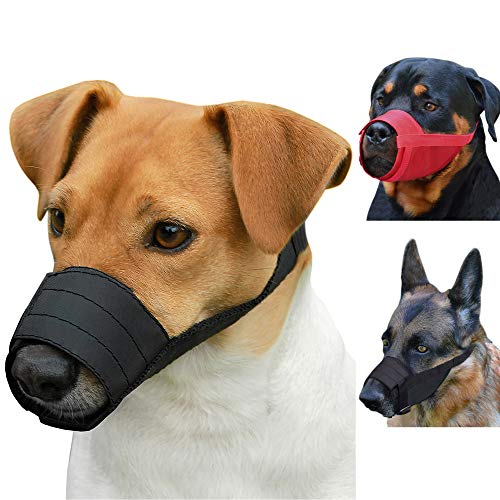 CollarDirect Adjustable Dog Muzzle