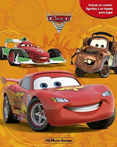 Cars 2. Mi libro-juego: Incluye un cuento, figuritas y un tapete para jugar (Libroaventuras)