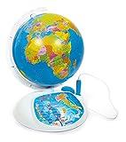 Clementoni - 11994 - Sapientino - Esploramondo, globo interattivo, mappamondo con penna interattiva, gioco educativo elettronico bambini 7 anni (versione in italiano)