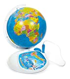 Clementoni - 11994 - Sapientino - Esploramondo, globo interattivo, mappamondo con...