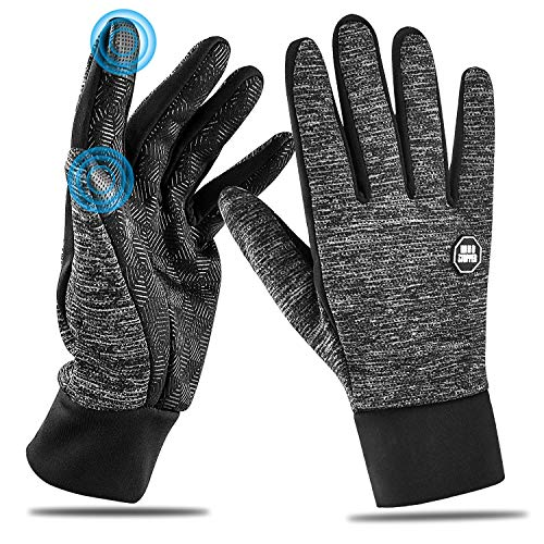 HOOMIL Guantes de Invierno, Guantes tactiles Hombre Mujer